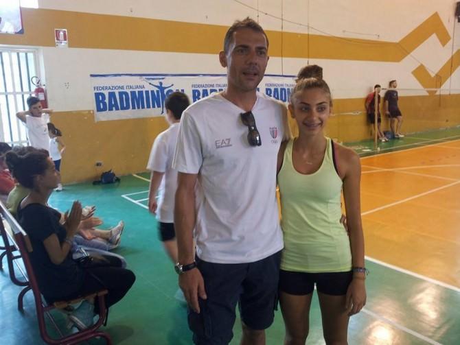 Cavallaro e Giulia Fiorito