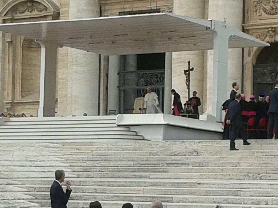 formazione dal Papa (1)