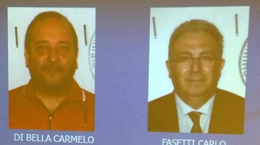 DI BELLA Carmelo  -FASETTI Carlo