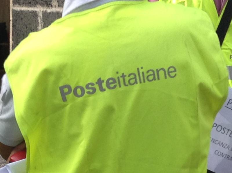 lavoratori poste italiane
