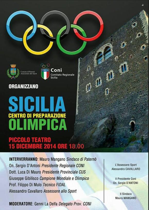 Sicilia olimpica