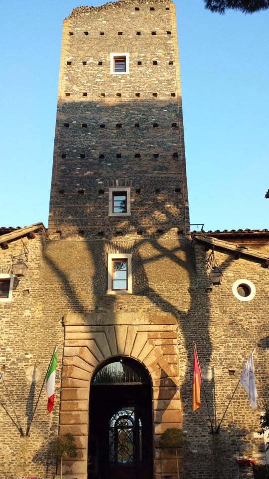 Foto set, il castello