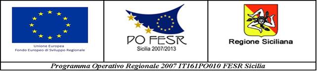 Loghi Programma Operativo Regionale