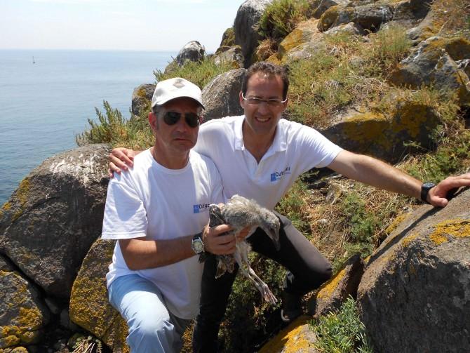 Aci Trezza Isola Lachea inanellamento avifauna (2)