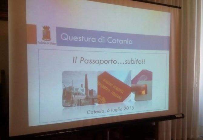 Ufficio Passaporti A Catania : Cosa cambia e attivo da oggi il nuovo servizio online di