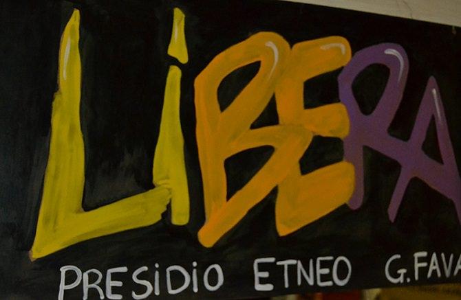 Logo Associazione Libera