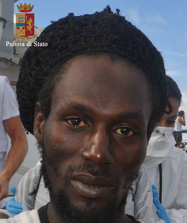 AMAR Diallo nato in Gambia il 15.08