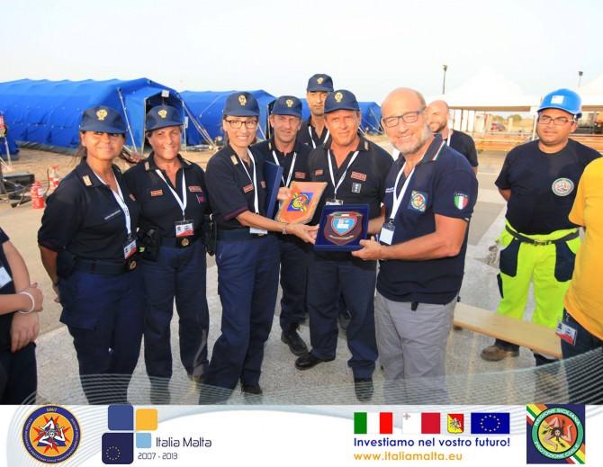 Protezione civile Calogero Foti