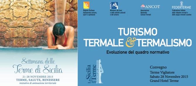 Turismo termale Sicilia