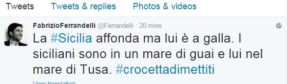 FabrizioFerrandelli   Ferrandelli  on Twitter