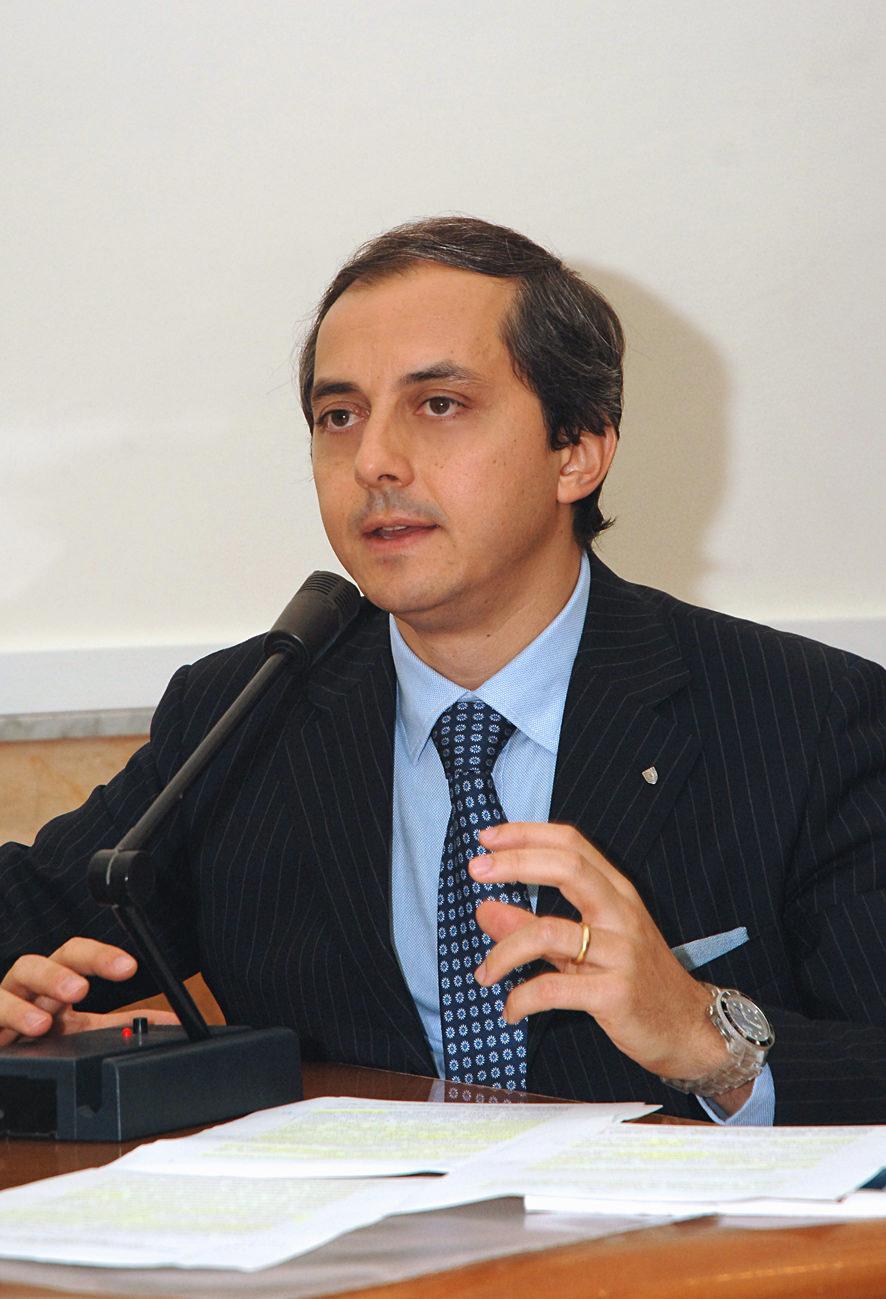 Angelo Cuva - Vice Presidente UNCAT