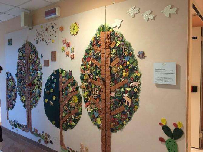 Il mosaico del Bosco