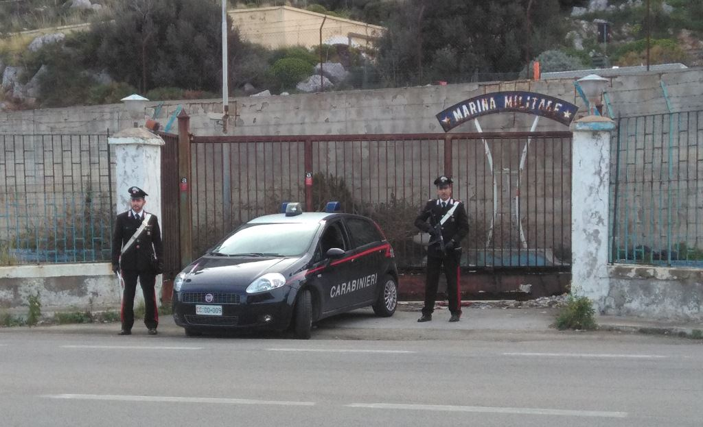 Ruba circa 70 Kg di rame, arrestato 47enne2