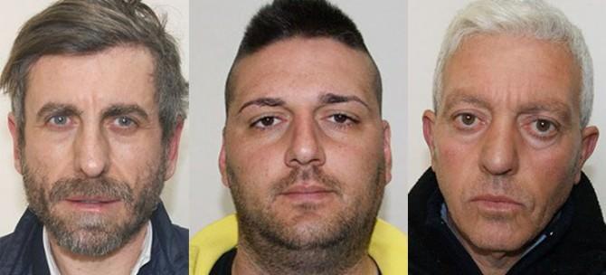 Sebastiano Claudio Cavallo, Andrea Di Martino e Salvatore Salerno