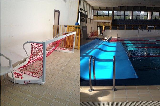Lavori piscina comunale Ragusa
