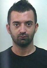 Pace Giuseppe nato a Catania il 19.03.1985