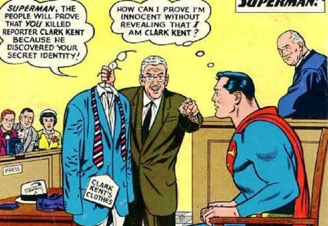 Superman copertina vestiti Clark (2)