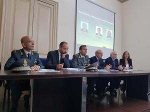 Conferenza stampa di presentazione dell'operazione