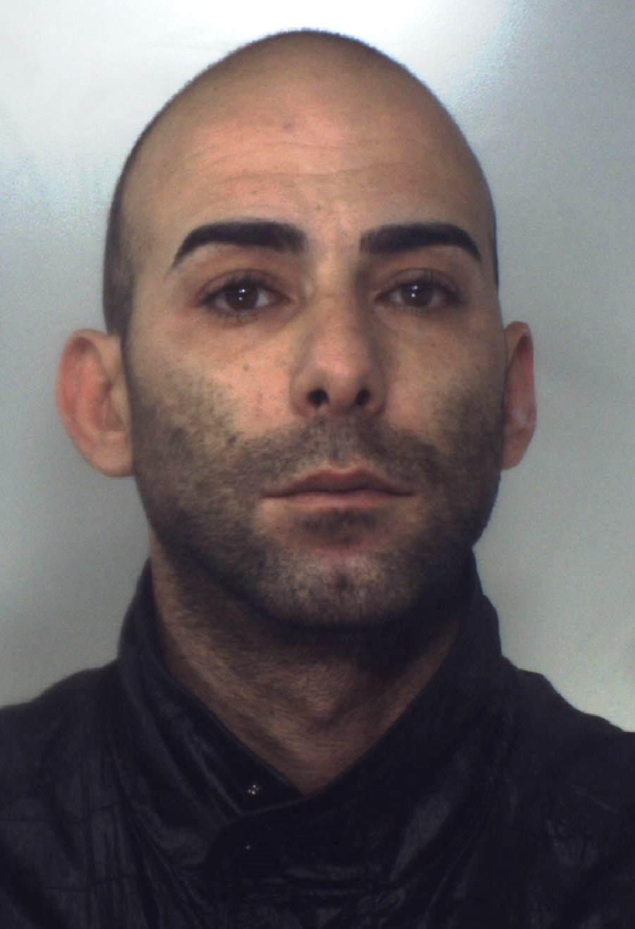 Antonino Correnti, 35 anni