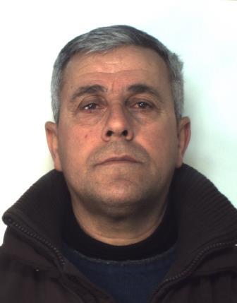 6 Corrado Santonocito, 54 anni