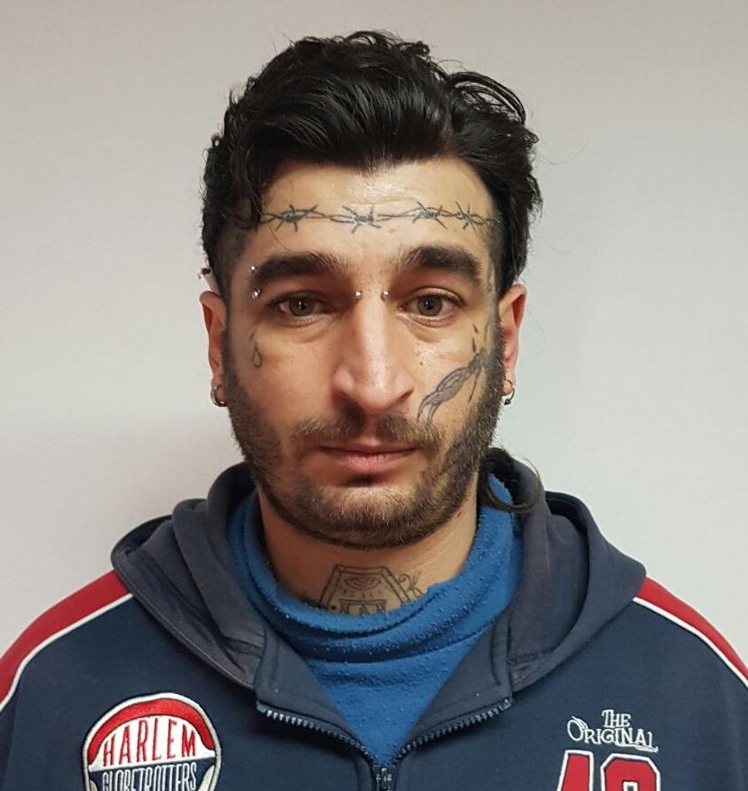 Vincenzo Inturrisi, 37 anni