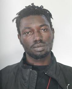 FAMARA Jabbi nato in Gambia cl 1993