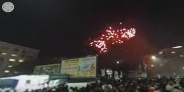 Fuochi Risorgimento Video 360