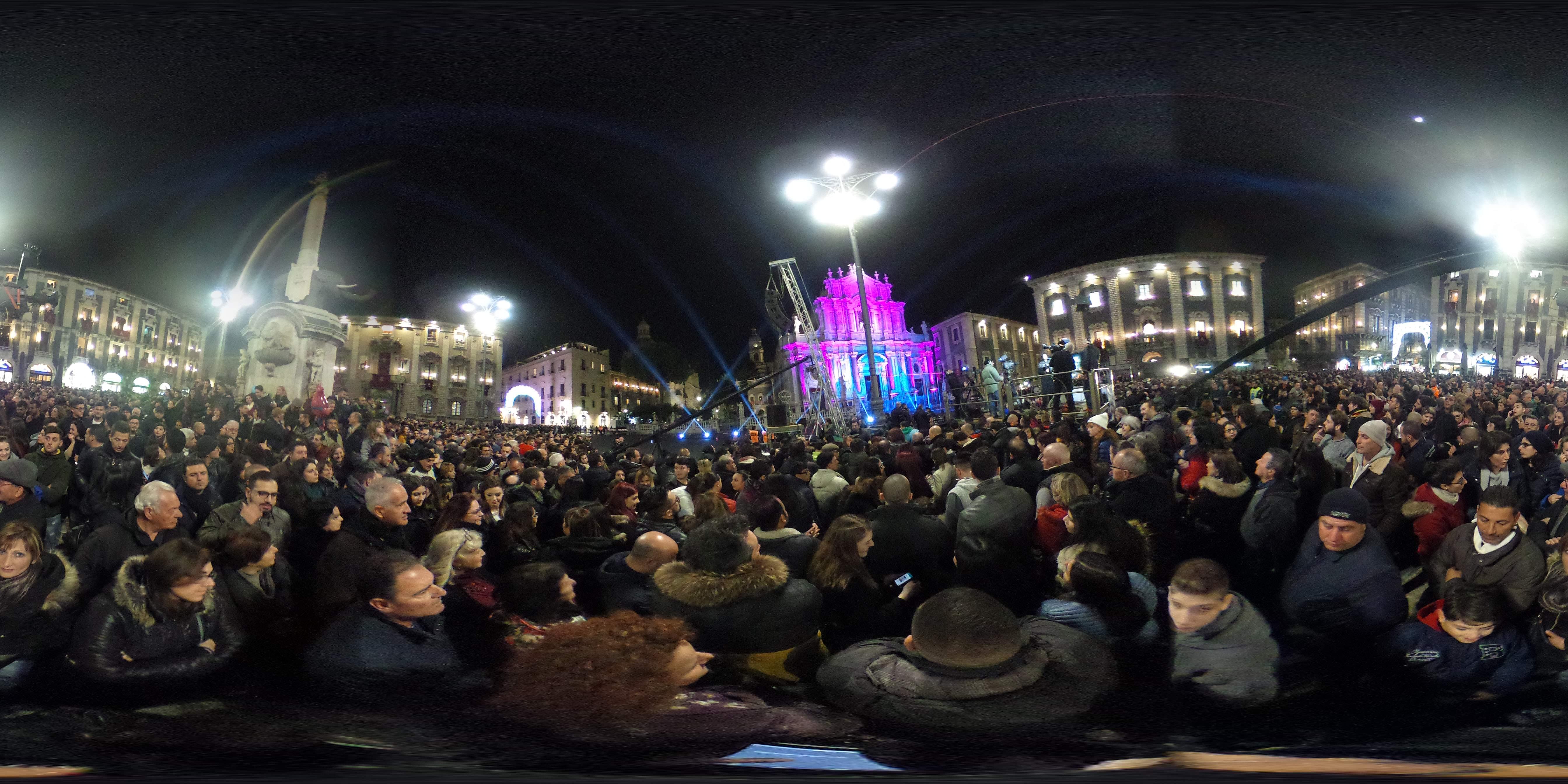 Fuochi Duomo 360°