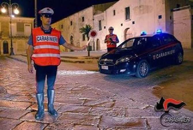 carabinieri licata