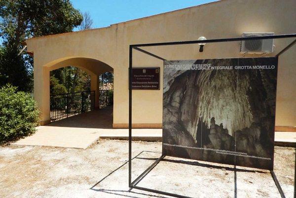 Pannello riserva e Centro visita