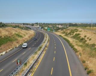 A18 Siracusa Noto Rosolini Autostrada