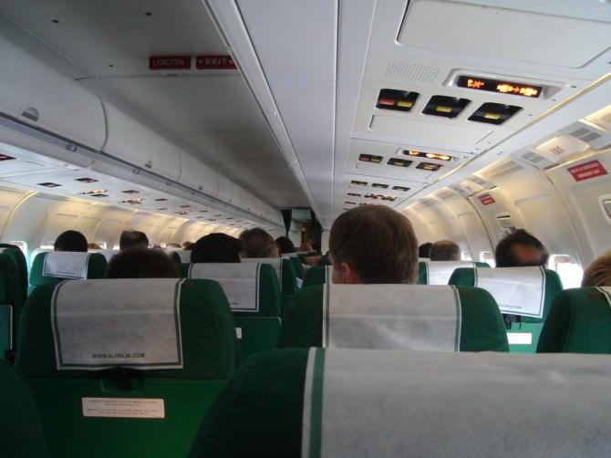 aereo interno repertorio