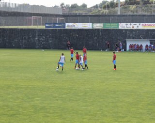 allenamento Calcio Catania