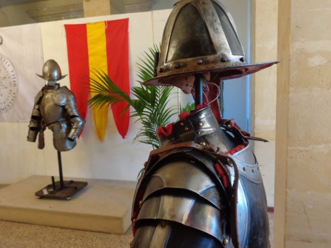 Armatura sbarco Don Giovanni d'Austria
