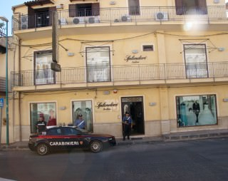 Arresto Palermo Splendore
