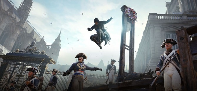 Assassin's Creed Unity - Ubisoft
