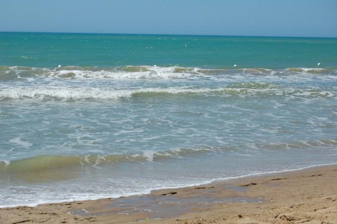 Una spiaggia siciliana