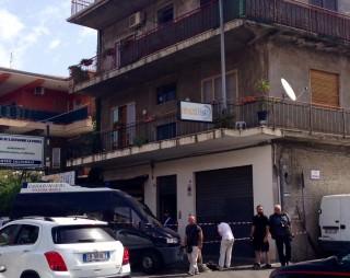 casa omicidio San Giovanni la Punta