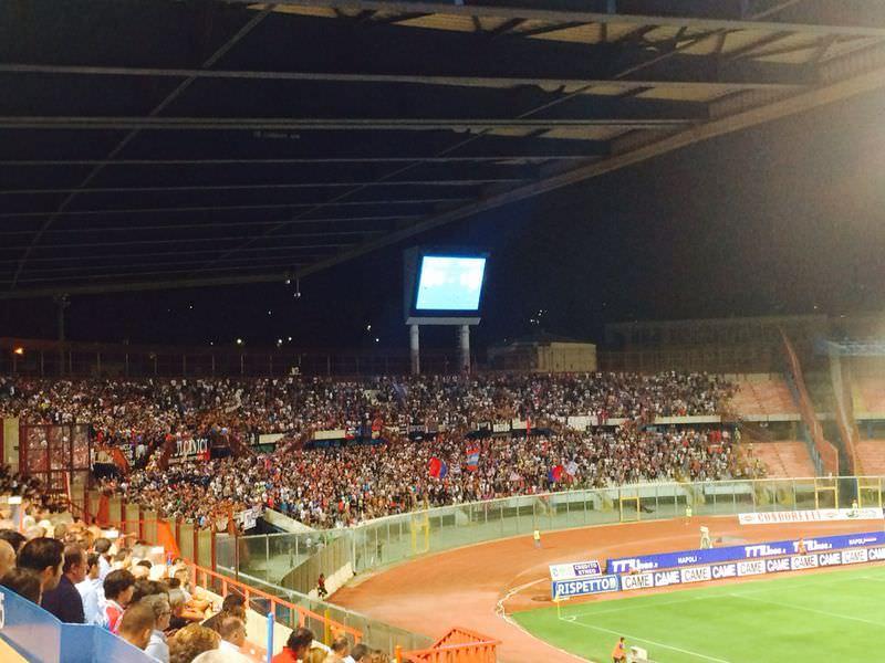Catania - Lanciano 31-08-14