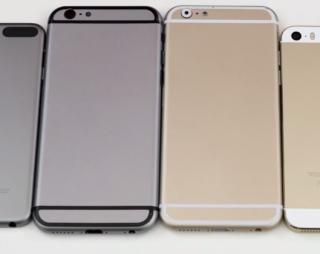 iPhone 6 confronto