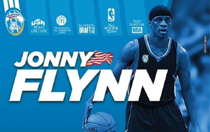 Jonny Flyyn - Orlandina