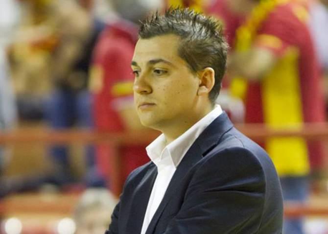 Mauro Saja - Team Manager Orlandina Basket