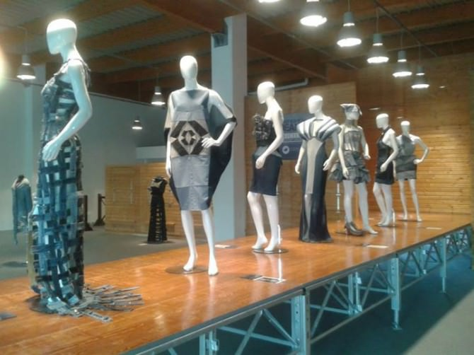 Jeans Refashion Sicily Fashion Village