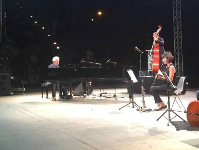 Nicola Piovani e il Quintetto