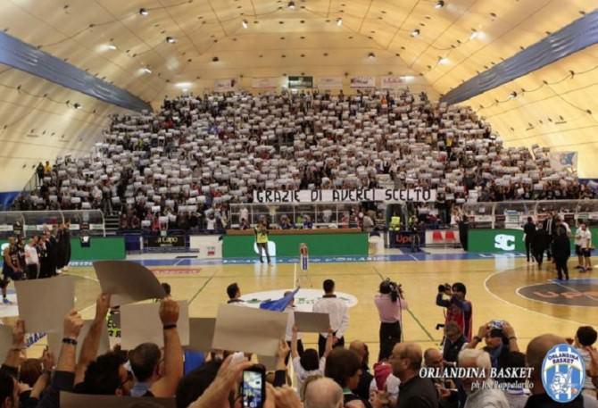 Orlandina - Palafantozzi - Festa