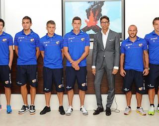 Presentazione Catania Calcio