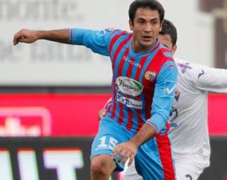 Il centrocampista Fabian Rinaudo