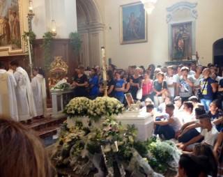funerali laura russo 6