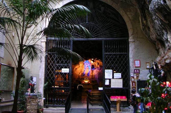 Santuario Santa Rosalia Palermo