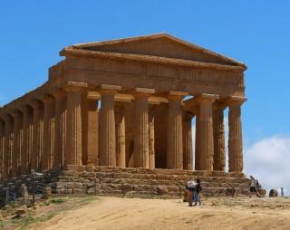 Tempio della Concordia, Agrigento